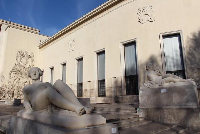 Paris - Palais des Musées d'Art Moderne
