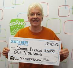 Connie Brown - $1,000 Cash Money Blowout