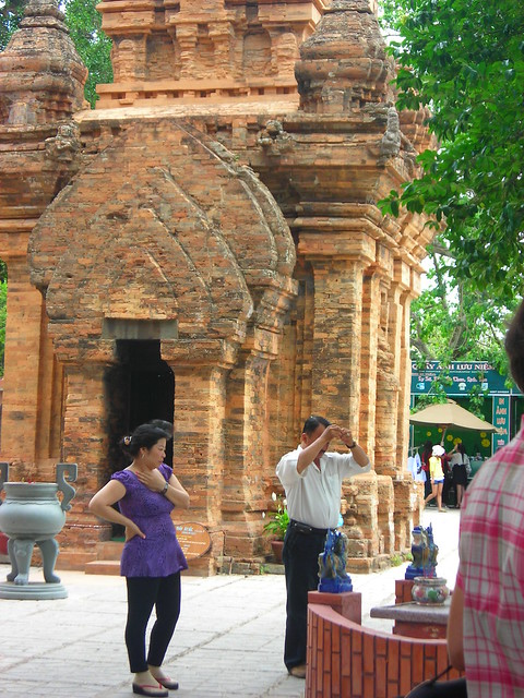 Thap Ba Cham Temple, Nikon COOLPIX L3