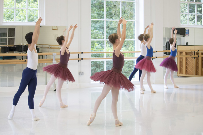 Dancer training – White Lodge | The Royal Ballet School