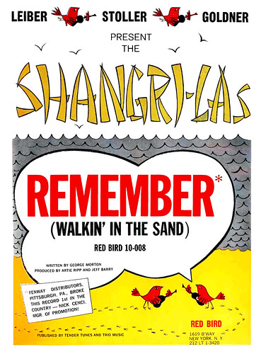 1964 shangri las remember