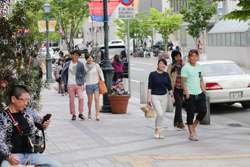 Sannomiyacho 1 Chome, Kobe-shi, Chuo-ku, Hyogo Prefecture, Japan, 0.003 sec (1/400), f/5.6, 85 mm, EF85mm f/1.8 USM