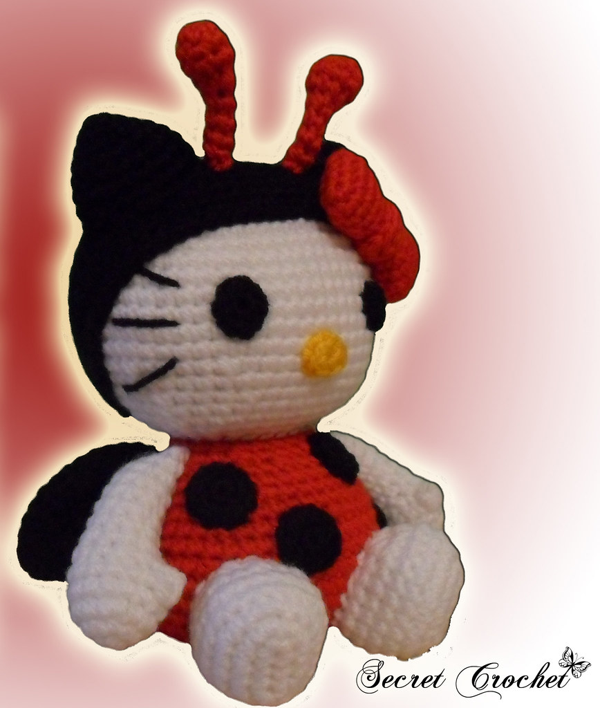 Ladybug and Tikki PDF Amigurumi Patterns - Sueños Blanditos | 1024x868