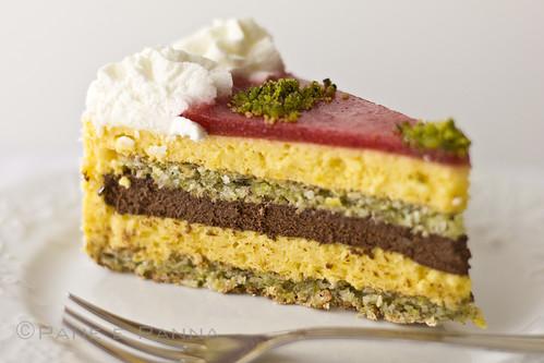 Torta caraibi 1