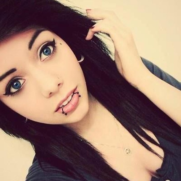 Remarkable topic emo girls with black hair tumblr