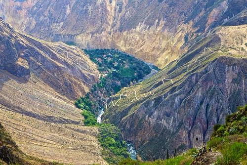 ecuador oasis viking colcacanyon sanjuandechuccho hikes2013