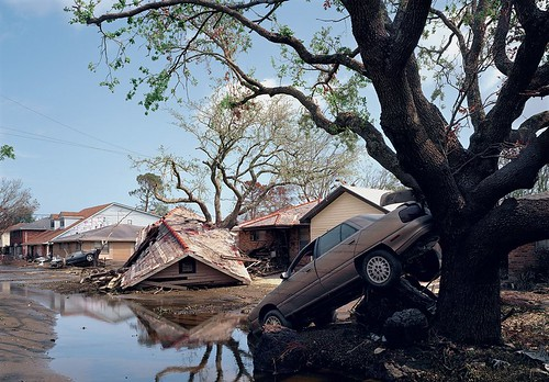 Robert Polidori, Bellair Drive No. 2, New Orleans, 2005