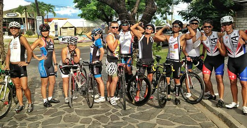 Triathlon Training Weekend at Subic