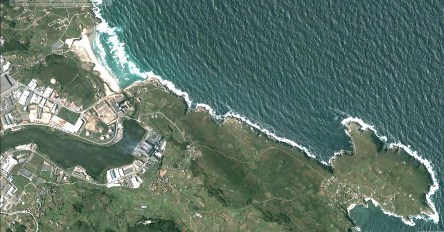 Arteixo, A Coruña, La Coruña, Lo Coruña, Langosteira, Superpuerto, antes, urbanismo, planeamiento, urbano, desastre, urbanístico, construcción
