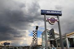Subaru Angry Sky