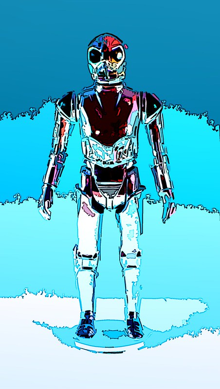 psybertech's Star Wars Figures Artwork Limelight 9095539044_65b269307c_c