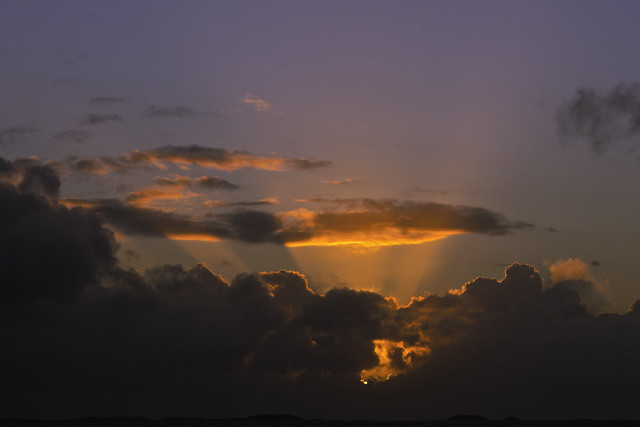 Solnedgang mai -13