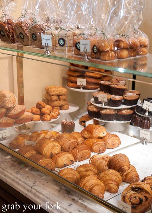 bouchon croissants at bouchon bakery beverly hills la los angeles