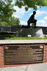Atlanta - Georgia Tech: Callaway Plaza - Bobby Dodd