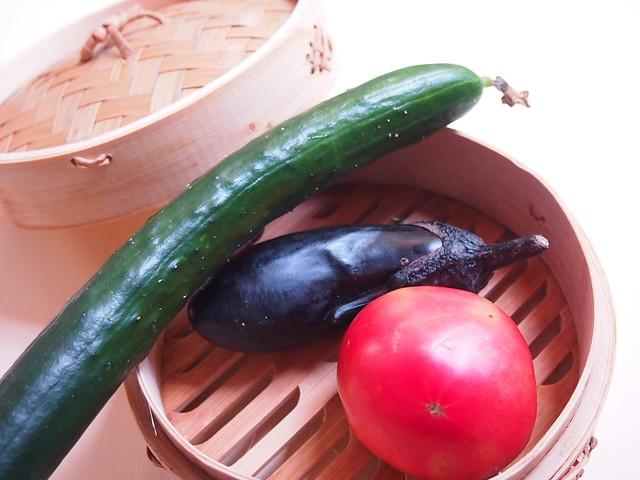 夏や夏野菜や