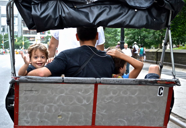 Pedicab Tours in new york