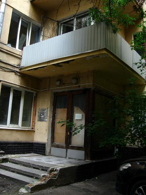 Дом-коммуна на ул. Лестева 16