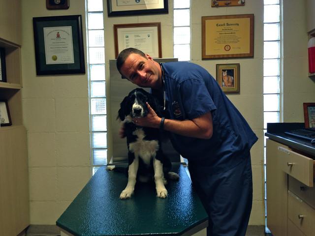 Walt meets Dr. Dean