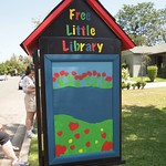 Free Little Library Opening in North Sherman Oaks - 3