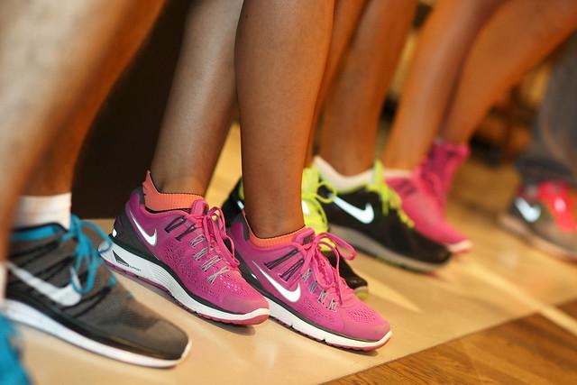 Girls Fashion Run
