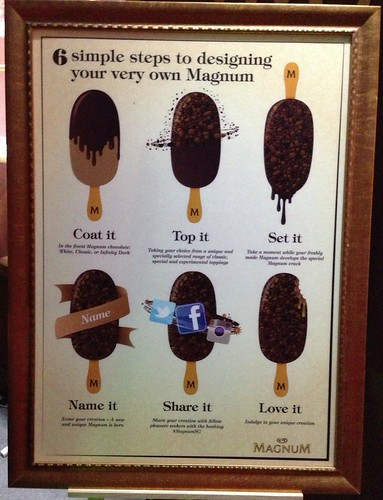 6 steps to designing your very own Magnum