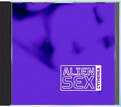 Cytherea - Alien Sex CD front