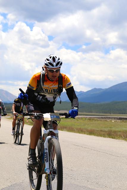 Leadville Trail 100 MTB 2013