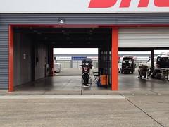 Motegi pit garage #4