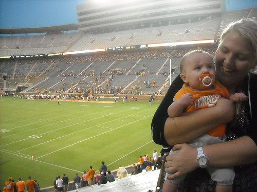 At Neyland Stadium
