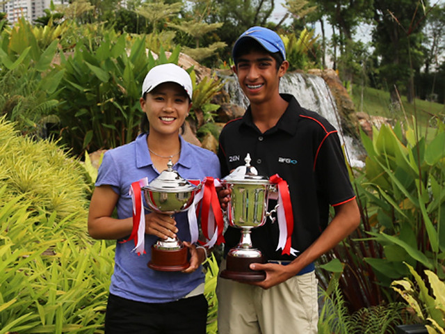 BFG and ZEN in the finals of Singapore National Amateur Open 9626234057_21b71f4727_z