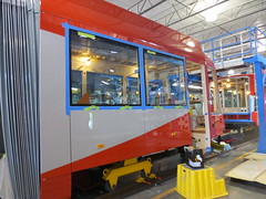 002 A Cab Side Windows Installed