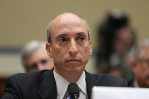 The Honorable Gary Gensler Chairman U.S. Commodity Futures Trading Commission