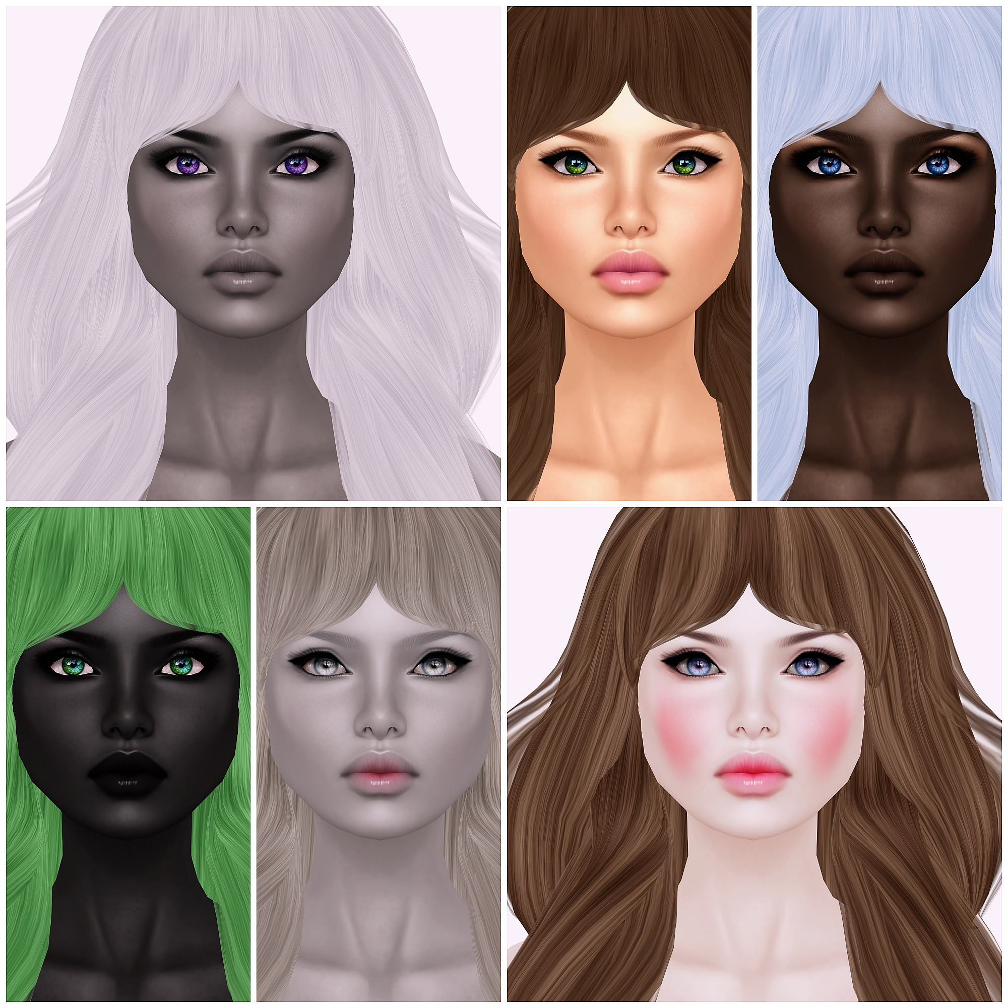 Glam Affair - Katya skin @ The Season Story