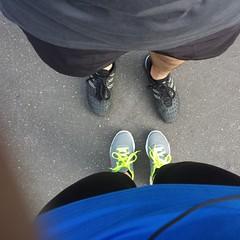 Running avec le chéri