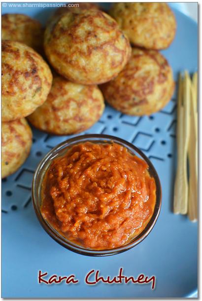 Chilli Garlic Chutney Recipe