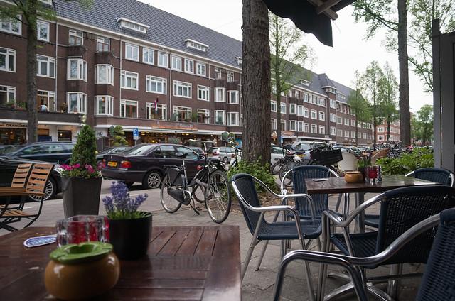 アムステルダム 't Vliegertje