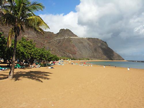 La Teresitas beach