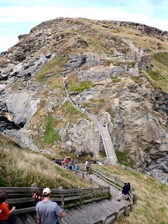 Steps Tintagel