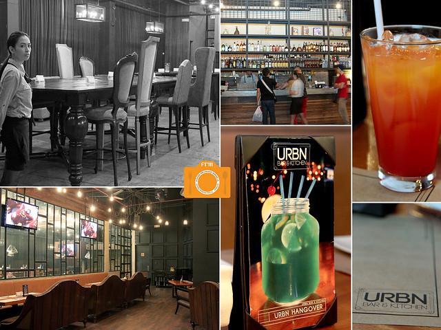 Urbn Bar interiors