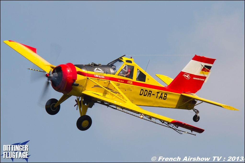 PZL 106 AR Le Tracteur volant 2013