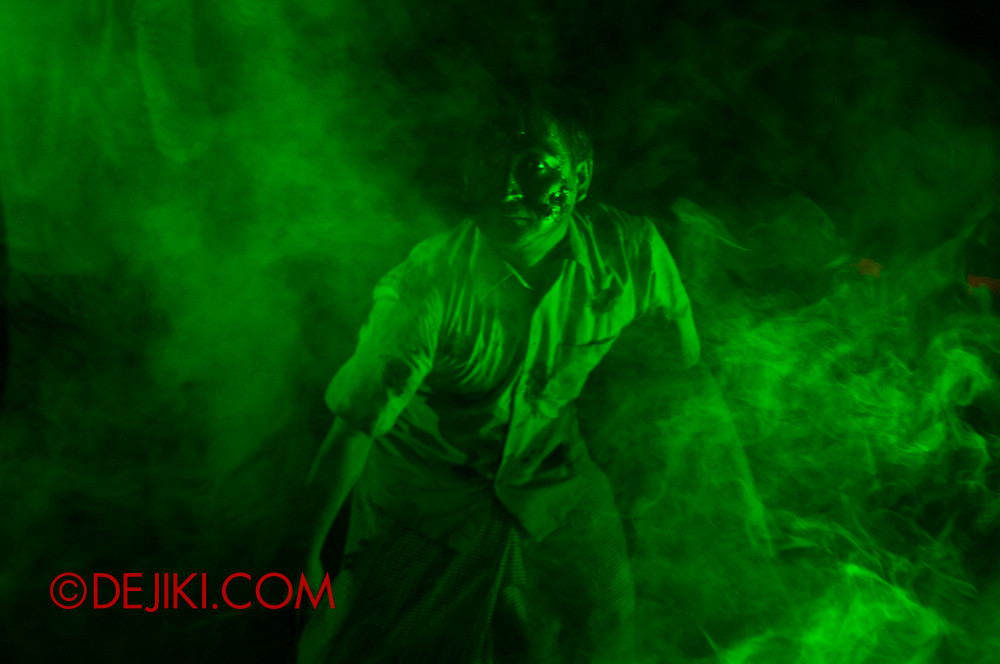 HHN3 Preview Photos - Forbidden Forest
