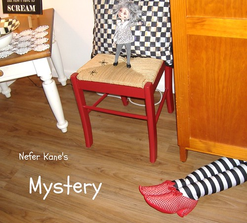 Nefer Kane's Mystery by cvw159