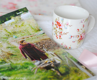 Country Living Magazine & Tea
