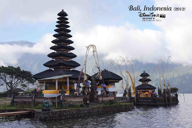 Bali Day 3 Puru Ulun Danu @ Bedugul 02