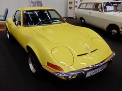 matra 530(0.0), race car(1.0), automobile(1.0), vehicle(1.0), opel gt(1.0), subcompact car(1.0), antique car(1.0), land vehicle(1.0), sports car(1.0),