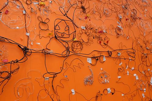 TOKYO DESIGNERS WEEK Halloween project