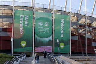 COP19 sobre cambio climático en Varsovia -Polonia