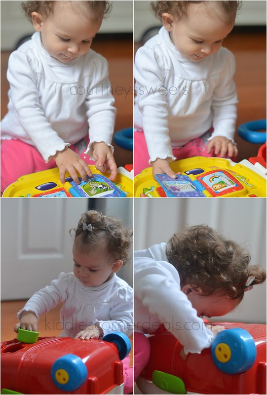 VTech Roll and Learn Activity Suitcase Review
