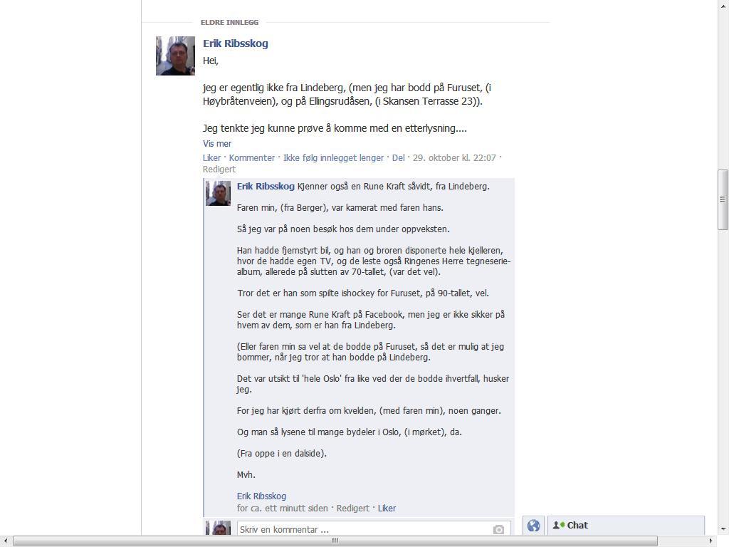 rune kraft facebook