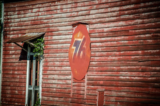76 Sign